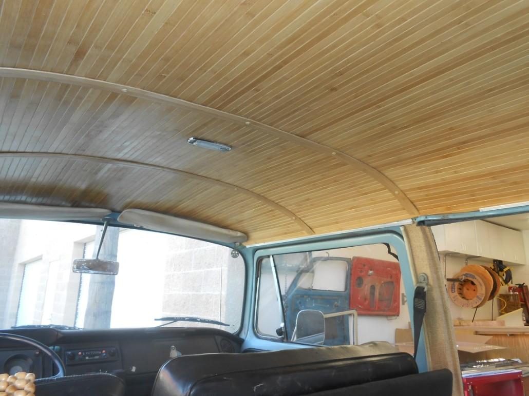 Bay Window Bus Headliners Bamboom Wagens