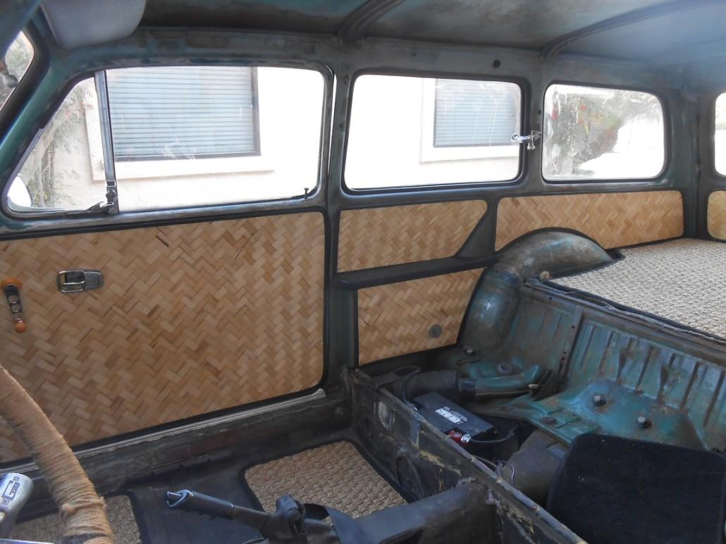 Type    3 Interior Panels     Bamboom Wagens